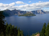 Crater Lake : Wizard Island